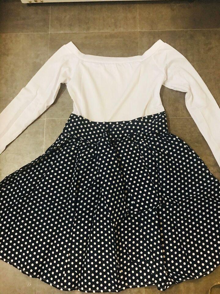 Blusekjole, Sweatheart dress, – dba.dk – Køb og Salg af Nyt