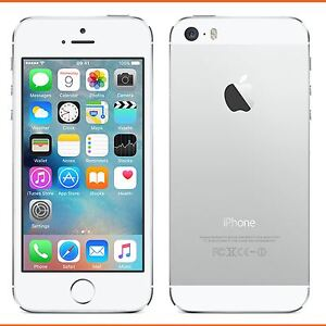 apple iphone 5s 16gb silver unlocked smartphone very. Black Bedroom Furniture Sets. Home Design Ideas