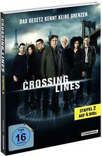 Crossing Lines - Staffel 2 [4 DVDs](NEU/OVP)(12 Episoden)