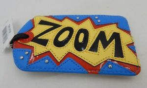 Brighton-ZOOM-Luggage-Tag-NWT-G8137M