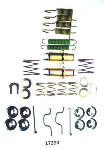 Parking Brake Hardware Kit Rear Better Brake 17390