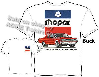 Hurst Hemi Under Glass T-Shirt Mopar Muscle Car Apparel Cuda Automotive Shirt