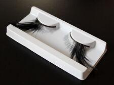Extra Long-Tail Black Makeup Handmade False Fake Party  Eyelashes