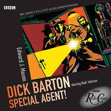 Dick Barton - Special Agent! by Edward J Mason (CD-Audio, 2009)