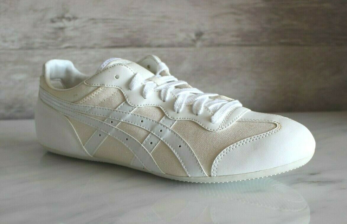 sexual tono pista  Asics Whizzer Lo Glitter White Athletic Women's Sneakers Casual Trainers  Shoes 9 for sale online