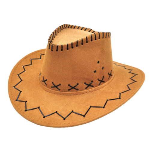 Halloween Western Cowgirl Cowboy Hat For Kid Boys Gilrs Party Costumes ßß