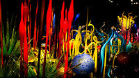 Poster 19 X 13 Chihuly Garden Glass