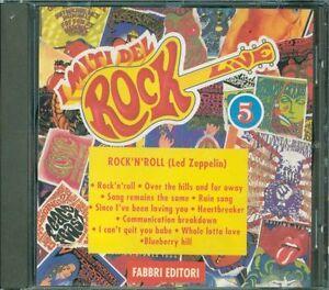 Led-Zeppelin-Rock-039-N-039-Roll-Tokyo-Canada-Londra-Los-Angeles-1970-1972-Italy-Cd-Vg