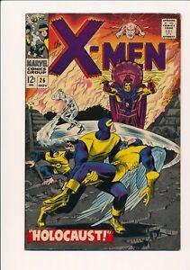X-Men-26-Nov-1966-FN-VF-7-0
