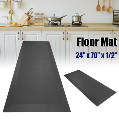 "Outdoor Indoor Large Commercial Medical Heavy-Duty Anti-Fatigue Floor Mat 24x70"""