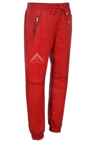 broek Track Napa Sweat Soft Pant Zip Bottom Dameslederen 3040 Jogging Red OdqfF7Kwpw