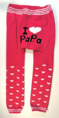 Toddler Girls//Boys Fun Colorful Frog Bird Bunny Polka Dots Hearts Papa Mama USA