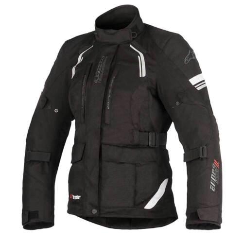 Alpinestars Andes Drystar V2 Black Motorcycle Motorbike JacketAll Sizes