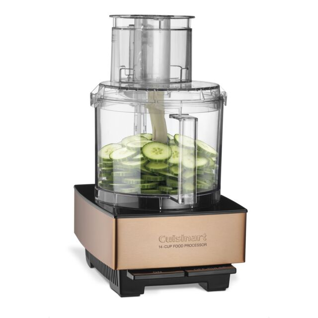 Cuisinart 14-Cup Food Processor | Copper