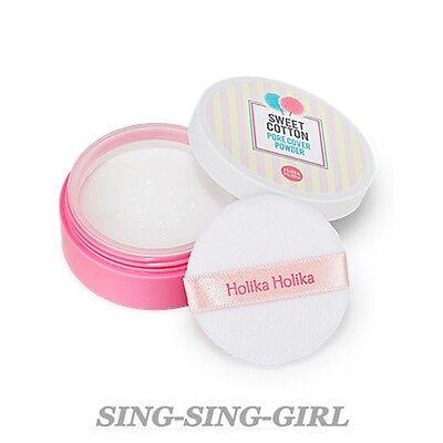 Holika Holika Sweet Cotton Pore Cover Powder sing-sing-girl