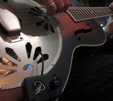 DOBRO GUITAR PICKUP, with FLEXIBLE GOOSENECK, Pickup,  Dobro, Myers Pickups