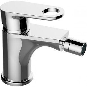 DESIGN-BIDET-MISCELATORE-MONOCOMANDO-Premium-Cromo-Rubinetto-Toilette-BI03