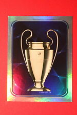 PANINI CHAMPIONS LEAGUE 2010/11 # 2 THE CUP BLACK BACK MINT!