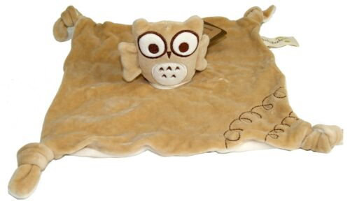 Babybuds Blankie Buddy Owl,Organic Cotton,Suitable From Birth