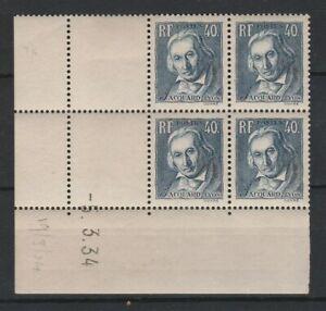 FRANCOBOLLI-1934-FRANCIA-C-40-JACQUARD-MNH-MLH-E-2285