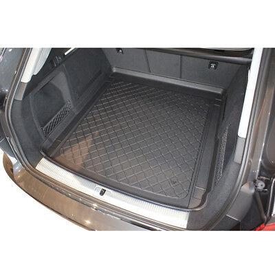 Kofferraumwanne für Audi A4 B9 Limo 15 Laderaumwanne Wanne Matte Kofferraummatte