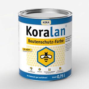 Kora-Beutenschutz-Lack-Beutenfarbe-Bienen-Farbe-750ml