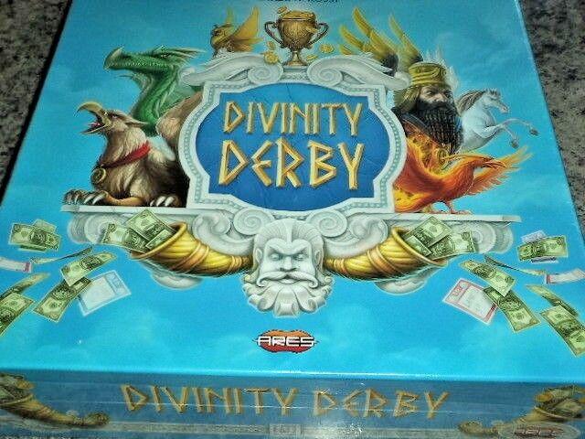 Divinity Derby - Ares giocos tavola gioco nuovo    vendita online