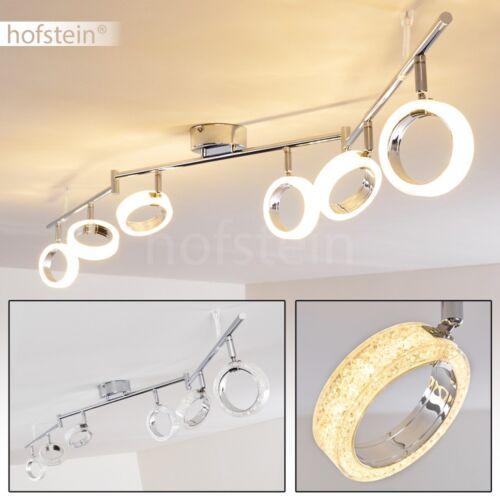 LED Wohn Schlaf Raum Lampe edle Decken Leuchten Flur Küchen Strahler verstellbar