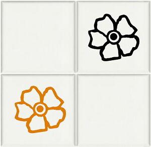 Flowers-Bathroom-Tile-Transfers-Vinyl-Art-Decal-Kitchen-Tile-Transfers-ti2