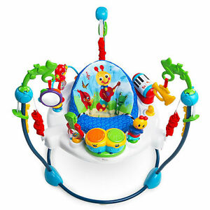 c13dab5ed Barely Baby Einstein 24023901 Neighborhood Symphony Activity Jumper ...