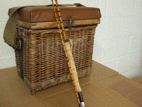 Vintage-early-Wicker-Tackle-Box-seat
