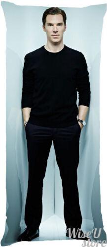 Benedict Cumberbatch Dakimakura Full Body Pillow case Sherlock Doctor Strange
