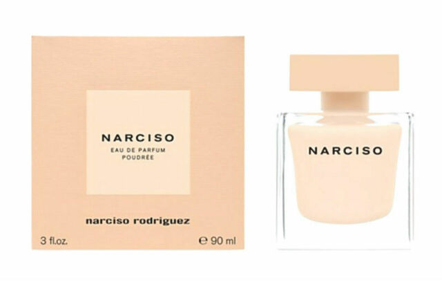 NARCISO RODRIGUEZ POUDREE 90ML EDP WOMEN NEW SEALED BOX.
