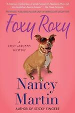 Foxy Roxy 1 by Nancy Martin (2011, Trade Paperback) Cozy Mystery