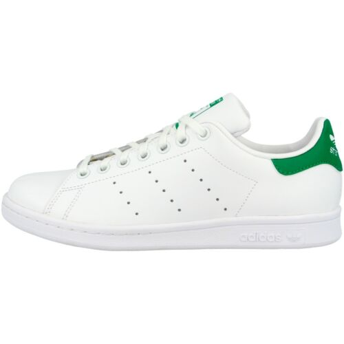 Adidas Stan Smith J Schuhe Retro Sneaker white green M20605 Superstar Gazelle