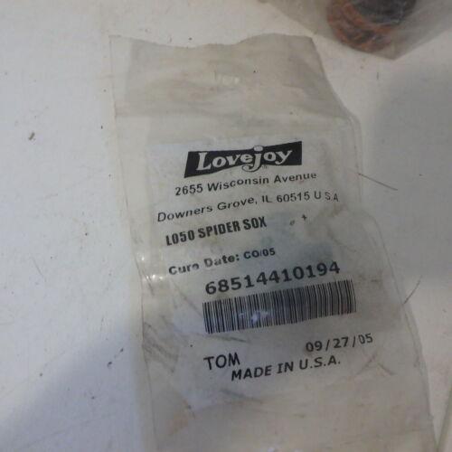 "5//16/"" Spider Sox #68514410207 LoveJoy Shaft Coupler Body Bore Dia."