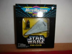 Micro Machines Star Wars DARTH VADER V6