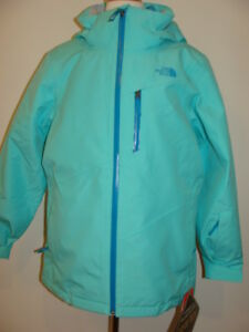 4c97fd023 GIRLS THE NORTH FACE FRESH TRACKS TRI CLIMATE SKI JACKET SIZE XL 18 ...