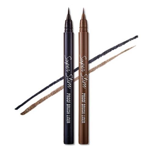 [Etude House] Super Slim Proof Brush Liner 0.6g