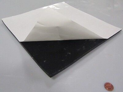 .125 24 x 36 Silicone Rubber Sheets 60A Medium Hardness