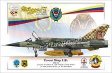 Dassault Mirage F.1JA - FAE 806 - Aircraft Poster