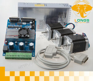 Image Is Loading Top Selling Nema23 Stepper Motor 3axis 270oz In