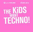 CD The Enfants Want Techno d'Artistes divers 2CDs