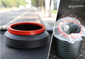 Multifunction Portable Collapsible Car small Trash Can Bin Box Magic bucket