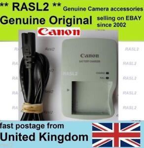 Original Genuine CANON Charger,CB-2LYe NB-6L h PowerShot S95 S90 SX600 SX500 HS
