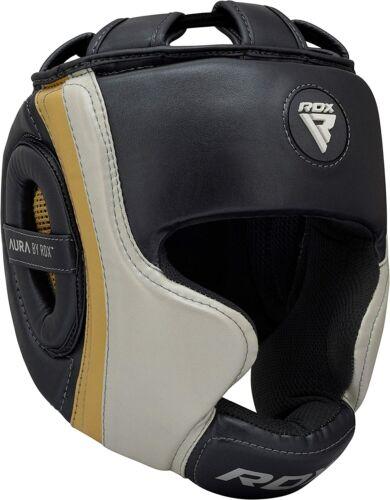 RDX Head Guard Boxing MMA Training Helmet Kick boxing Martial Arts Face Headgear