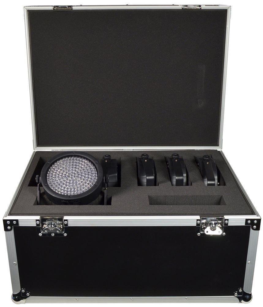 Versa Case Universal Road Case for Lights w Pick Pluck Foam NEW IN BOX