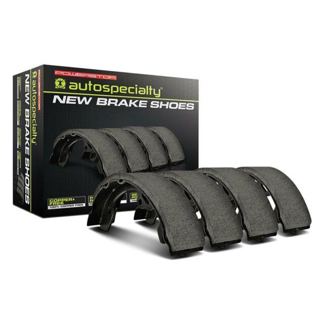 Drum Brake Shoe Rear Power Stop B1046L fits 13-19 Nissan Sentra