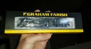 N-Gauge-Graham-Farish-372-182A-Duchess-46241-039-City-of-Edinburgh-039-BR-Lined-Green