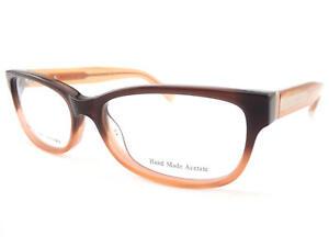 Marc Jacobs Mmj Marron Foncé Cristaux Rose 52mm Monture Lunettes de ... 4b2f57ac1b99